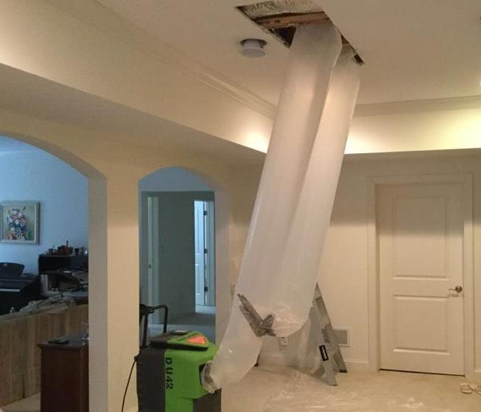 SERVPRO® of Panthersville can be Onsite to Quickly Minimize any Storm Damage