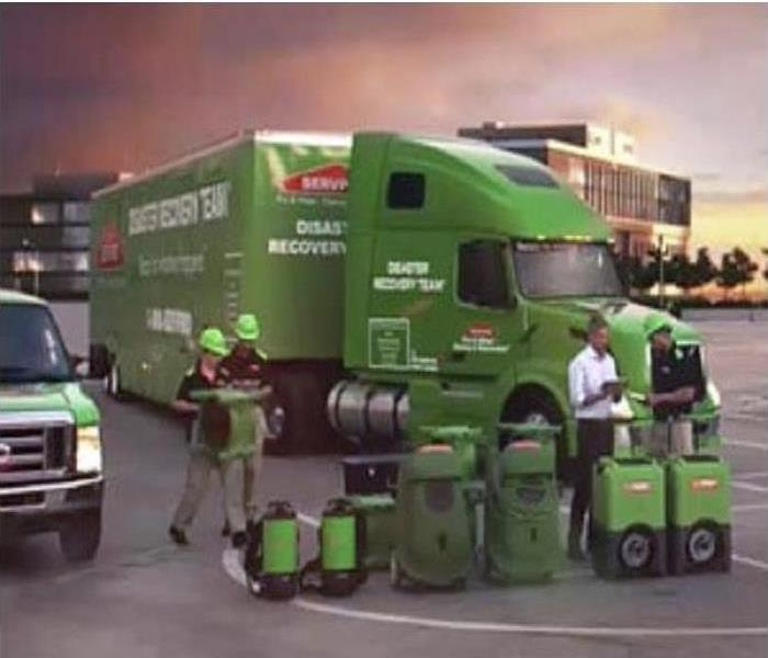 Why SERVPRO SERVPRO® of Panthersville knows every Second Counts